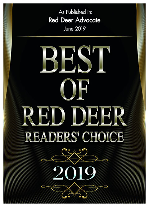 Cambridge Red Deer Hotel & Conference Centre was issued the Best of Red Deer Award, as published in: Red Deer Advocate, June 2019